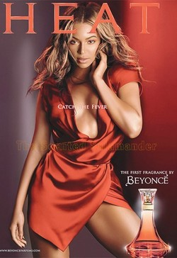 Beyonce Heat (2010) {New Perfume} {Celebrity Fragrance}