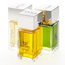 Chloe Eau de Fleurs Capucine, Néroli, Lavande (2010) {New Perfumes}