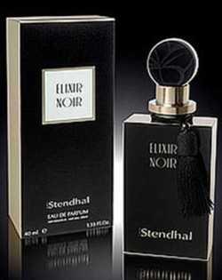 Stendhal Elixir Noir (2009) {New Perfume}
