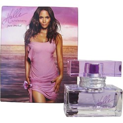Halle Berry Halle Pure Orchid (2010): It's Jimmy! {New Perfume} {Celebrity Fragrance} {Fragrance Images & Ads}