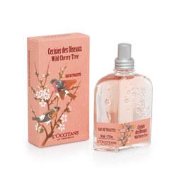 L'Occitane Fleurs de Cerisier 50ml, Cerisier des Oiseaux, Rose Confite (2010) {New Perfumes}