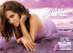 Halle Berry Halle Pure Orchid (2010): More News {New Perfume} {Celebrity Fragrance}