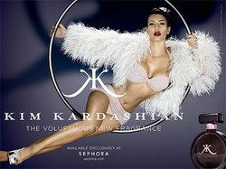 Kim Kardashian Eau de Parfum (2010): Bombshell White Floral with a Touch of Sorrow {Perfume Review} (Celebrity Fragrance}