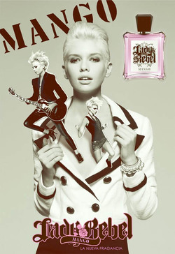 Mango Lady Rebel (2009) {New Perfume} - Rock' n Roll Gen Y Ladies {Trend Alert}