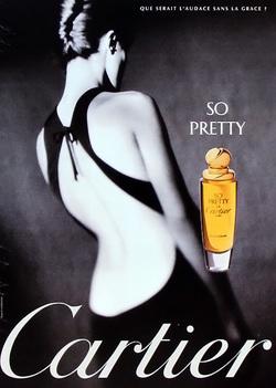 Cartier So Pretty Eau De Parfum (1995): Timeless Young Chypre {Perfume Review}
