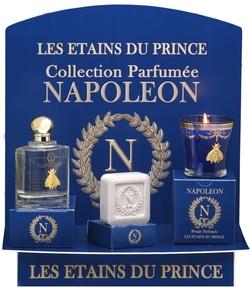 Les Etains du Prince Parfum Napoleon {Celebrity Perfume}