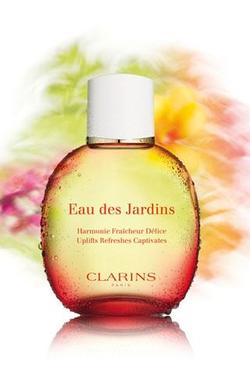 Clarins Eau des Jardins (2010): Wear it in Good Health {New Perfume}