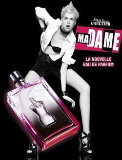 Jean Paul Gaultier Ma Dame Eau de Parfum (2010): Black Vinyl Roses {New Perfume}