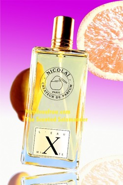 Parfums de Nicolaï or 3 News for this Spring 2010: l'Eau MiXte, Un Soir en Sicile, New Boutique - Update