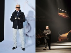 Persistent Rumor: Lagerfeld to be Replaced by Elbaz at Chanel {Fashion Notes}
