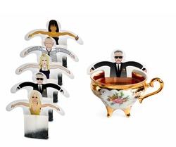 Drink Tea with Karl, Jean Paul, Naomi etc. {Fashion Notes}