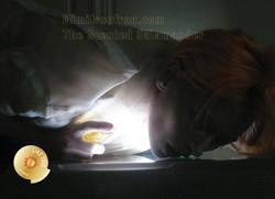 Etat Libre d'Orange Creates Advertising Visual for Tilda Swinton Scent {Perfume Ads} {Fragrance News}