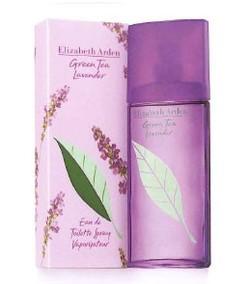 Elizabeth Arden Green Tea Lavender (2010) {New Perfume}