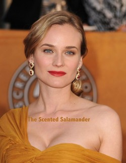 Calvin Klein to Launch New Women's Perfume with Diane Kruger {New Perfume} {Celebrity Fragrance}