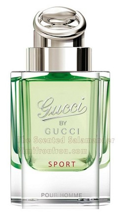Gucci by Gucci Sport pour Homme (2010): Escapist Fig {Perfume Review} {Men's Cologne}