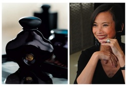 Meetup with Josie Natori to Discuss her New Fragrance in NYC, May 7th 2010 {Scented Paths & Fragrant Addresses}