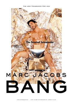 Marc Jacobs Sees Codpiece Usage for Bang (2010) {New Fragrance} {Men's Cologne}