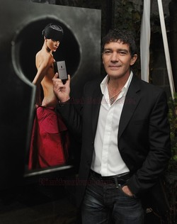 Antonio Banderas The Secret (2010): Look through the Keyhole {New Perfume} {Celebrity Fragrance}