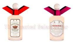 Penhaligon's Jubilee Bouquet, Zizonia (2010) {New Perfumes}