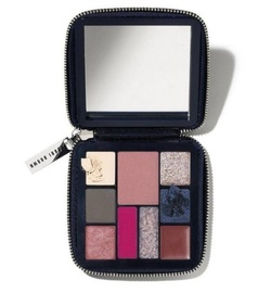 Bobbi Brown Denim and Rose Face Palette & Mini Brush Set (2010): From Nude to Rock n' Roll, Bobbi Style {Beauty Notes - New - Makeup - Color}