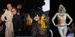 Coty to Launch Lady Gaga Perfume {Fragrance News} {Celebrity Perfume}