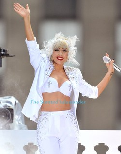 Coty Says Lady Gaga Perfume Just a Glint in the Eyes of its Creators {Fragrance News}