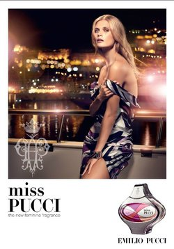 Emilio Pucci Miss Pucci (2010) {New Fragrance}