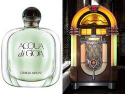 Armani Acqua di Gioia (2010) - Jukebox-Fragrance {Perfume Review & Musings} {New Fragrance}