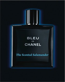 Chanel Bleu de Chanel (2010): As Free as the Deep Blue Sea {New Fragrance} {Men's Cologne}