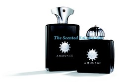 Amouage Memoir Man & Woman (2010): The Black Swan {New Fragrances}