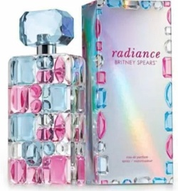 Britney Spears Unveils Teaser for Radiance (2010) {New Fragrance} {Celebrity Perfume}