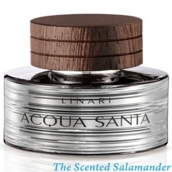 Linari Acqua Santa (2010): Like Crystal-Clear Holy Water {New Fragrance}