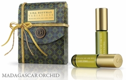 Lisa Hoffman Madagascar Orchid Day Time & Evening (2008) {Fragrance Reviews}