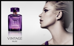 Kate Moss Vintage Muse (2010) {New Fragrance} {Celebrity Perfume}