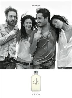 Calvin Klein CK One Label Soon on your Jeanswear, Underwear & Swimwear {Fragrance News} {Fashion Notes}