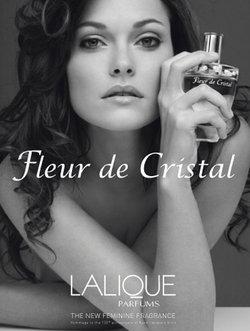 Lalique Fleur de Cristal (2010): Solar Muguet {New Perfume}