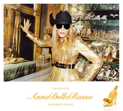 Anna Dello Russo The Scent (2010) {New Fragrance} {Celebrity Perfume}
