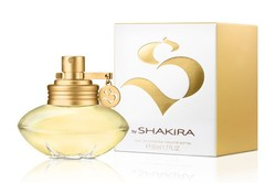 Shakira S (2010): The Scent of a Golden Cage {Fragrance Review} {Celebrity Perfume}