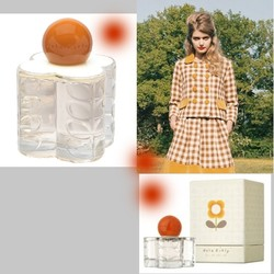 Orla Kiely Eau de Parfum (2010): Charm of the 60s {New Fragrance}