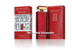 Elizabeth Arden's Red Door Gets a New Look & a New Commercial {Fragrance News - New Flacon} {Perfume Images & Ads}