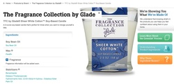 SC Johnson Takes the Lead with Fragrance-Ingredient Family Standard of Transparency {Fragrance News}