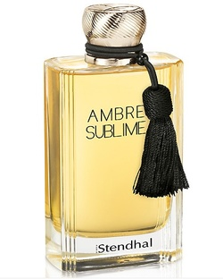 Stendhal Ambre Sublime (2010) {New Fragrance}