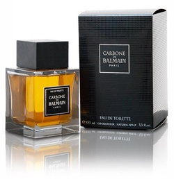 Balmain Carbone (2010) {New Fragrance} {Men's Cologne}