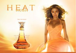 Beyoncé Heat Rush (2011) {New Fragrance} {Celebrity Perfume}