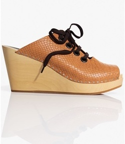 H & M Team Up with Hasbeens for a Springfest of Swedish Shoes from the Past & Present {Fashion Notes}