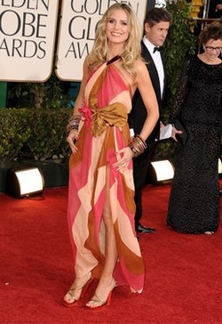 Heidi Klum To Launch Signature Fragrance with Coty in 2011 {New Fragrance} {Celebrity Perfume}
