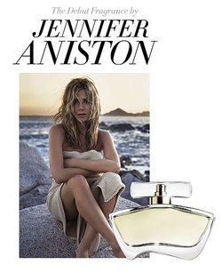 Jennifer Aniston Fragrance Now Available Online in the States {Perfume Shopping Tip of the Day} {Celebrity Scent}