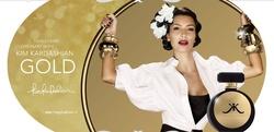 Kim Kardashian Gold (2011) {New Perfume} {Celebrity Fragrance}