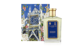 Floris Celebrates Prince William & Catherine Middleton Wedding with a Bouquet (2011) {New Fragrance} {Celebrity Perfume}