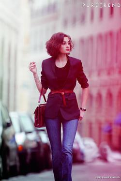 Nine d'Urso to be Face of Debut Bottega Veneta Perfume {Fragrance News} {Celebrity Perfume}